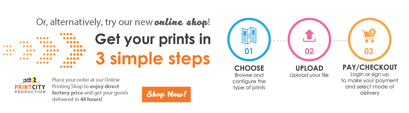 PrintCity Online Shop