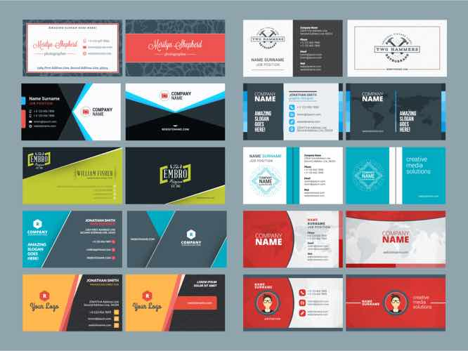 singapores best name card printing firm - Name Card Printing