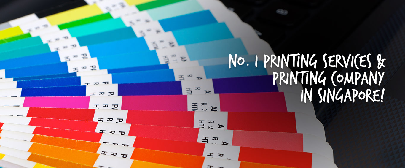 Printing Services Singapore - #1 Printing Company & Events Company